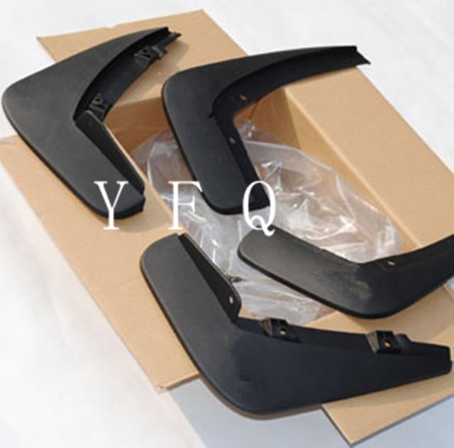 Auto Parts Soft Plastic Block Mud Paper For Jaguar XF JX Car Styling