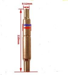 Spawania sprawdź kulka zaworu sprawdź kulka zaworu zawór zwrotny powietrza klimatyzacji powietrza conditioning accessories