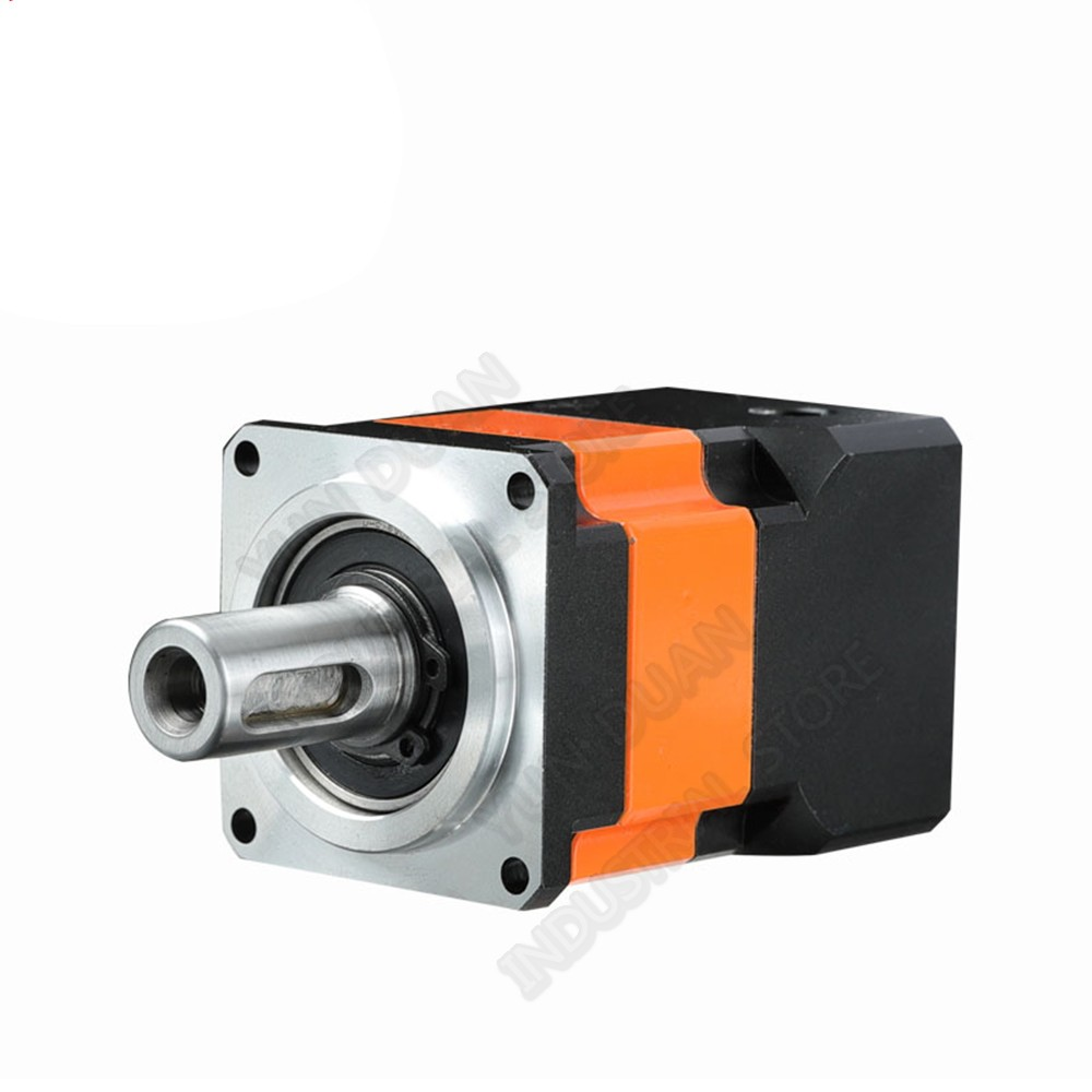 3:1 Gearbox Speed 3 Ratio 50W 100W Servo Stepper Motor 42mm 40mm Planetary Reducer 7Arcmin Backlash Gearbox for CNC Lathe Robot3:1 Gearbox Speed 3 Ratio 50W 100W Servo Stepper Motor 42mm 40mm Planetary Reducer 7Arcmin Backlash Gearbox for CNC Lathe Robot