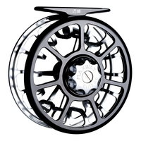 High Quality CNC Aluminium Fly Fishing Reel Size 5 6 Wheel Fishing Reels Right Left Hand