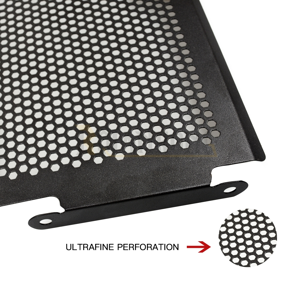 for Yamaha MT07 MT 07 Radiator Grille Guard Cover Motorcycle Accessories Protector Stainless steel 2014 2015 2016 in Covers Ornamental Mouldings from Automobiles Motorcycles