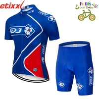 2019 Kids Mtb Cycling Jersey Set Pro Team Northwave Nw Children Bike Clothing Boys Summer Breathable Bicycle Wear Cycling Shorts