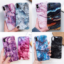 New Marble For Iphone 66S 6P78 8P X Xs Xr Xsma Multi-Layer Anti-Drop Durable Phone Case