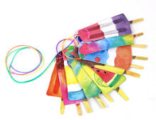 Colorful Ice Cream Paper Party Garland