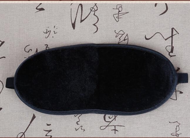 Fashionable Soft tourmaline Eye Mask Shade Nap Cover Blindfold Sleeping Travel for good sleeping 5