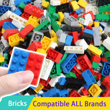 Bricks Designer Creative Classic Brick DIY Building Blocks Educational Toys Bulk For Children Gift Compatible Legoedly dimension(China)
