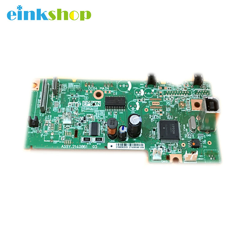 einkshop L210 Formatter Board FORMATTER PCA ASSY MainBoard mother for Epson L210 L211 printer logic Main Board formatter main board for epson l210 printer