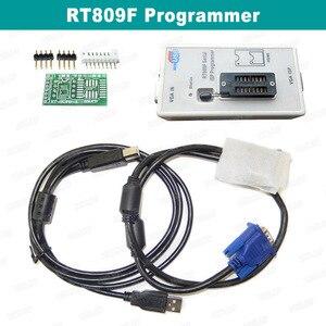 Image 4 - رائجة البيع RT809F شاشة الكريستال السائل ISP مبرمج مع SOP8 Peb لوحة تمديد EDID كابل 1.8 فولت محول وجميع محولات شحن مجاني