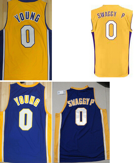 8dddf5608 Swaggy P Jersey Hollywood Nights