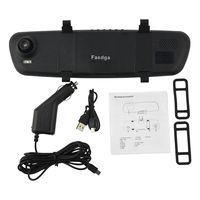 Fasdga HD Dash Cam Video Recorder Rearview Mirror Car Camera Vehicle DVR Night Vision