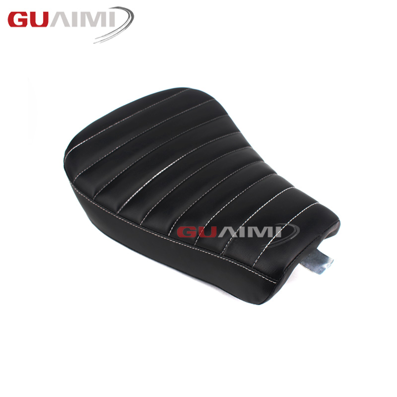 Front Driver Solo Seat Cushion For Harley Davidson Sportster 1200 XR1200 10-18