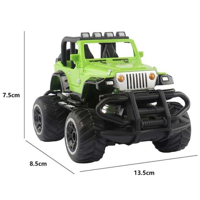 LeadingStar 1:43 Mini RC Cars Off-road 4 Channels Electric Vehicle Model Toys as Gifts for Kids remote control toys 5