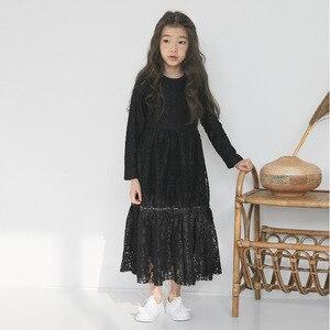 Image 4 - Платье принцессы для девочек 2020 г. Новая детская весенняя одежда детское нарядное платье красивое платье для мамы и ребенка, для малышей, подростков #5014