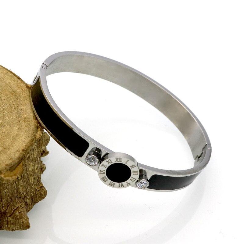 Valentine of Rome Charm. DiamondJewelryNY Double Loop Bangle Bracelet with a St