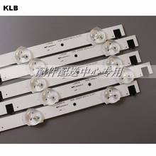 "5 Pcs X 32 Inch Lampu Latar LED Lampu Strip untuk Samsung 32 ""TV UA32F4088AR 2013SVS32H D2GE-320SC0 9-leds 650 Mm(China)"