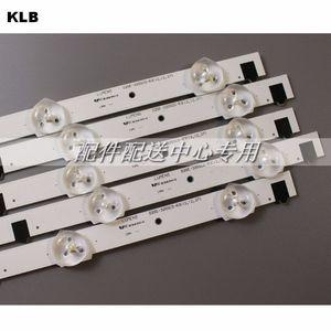 Image 1 - 5pcs x 32 inch LED Backlight Lamp Strip for SamSung 32 TV UA32F4088AR 2013SVS32H D2GE 320SC0 9 leds 650mm