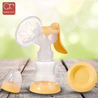 New 2019 Manual Breast Pump automatic breast pumps milker puerperal supplies nipple suction breast feeding mama baby products