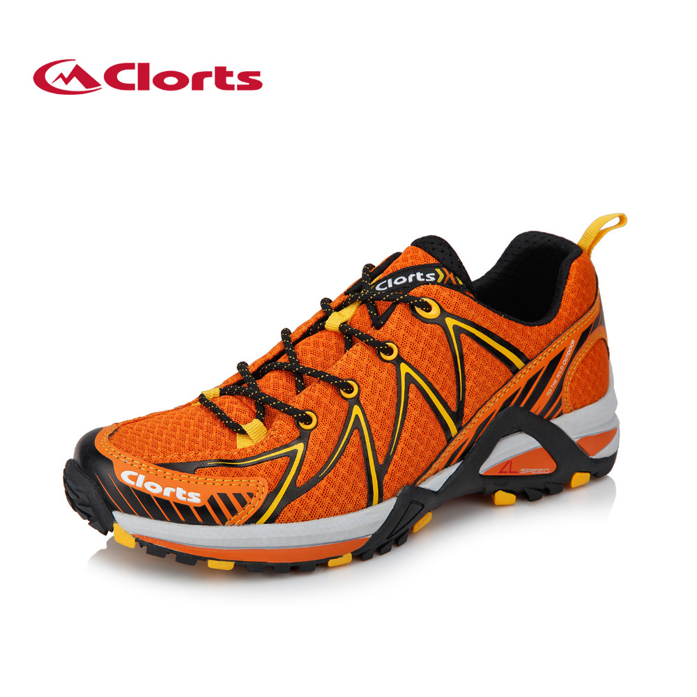 2017 Clorts Mens Trail Running Shoes Lightweight  Breathable Outdoor Sports Shoes Mesh Upper For Men Free Shipping 3F016A/B  2017 clorts men running shoes boa fast lacing lightweight outdoor sport shoes breathable mesh upper for men free shipping 3f013b