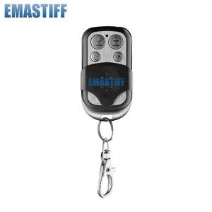 Keychain Alarm-System Remote-Control-Controller Waterproof Security 433mhz Wireless Metal