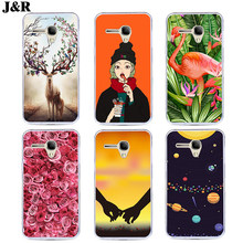 J&R Soft TPU Phone Case For Alcatel One Touch Pop3 5.5 5025D Silicone Back Cover For Alcatel Pop 3 5025 5025E 5025G 5025N 5025X(China)