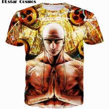 PLstar Cosmos Classic One Piece Enel T-Shirt Men Women Anime t shirts tees Vintage Tee Shirt Male Street Hip Hop Swag t-shirt