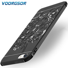 5S 5 SE Luxury Silicon Case for iPhone 6 6s 7 Plus Anti-knock Phone Back Cover 3D Coque for iphone6 for iphone 6 s plus 6Plus цены