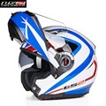 LS2 Flip up Modular Motorcycle Helmet Moto Full Open Face Motobike 370f Motocicleta Cacapete Casco Casque Kask Men Helmets