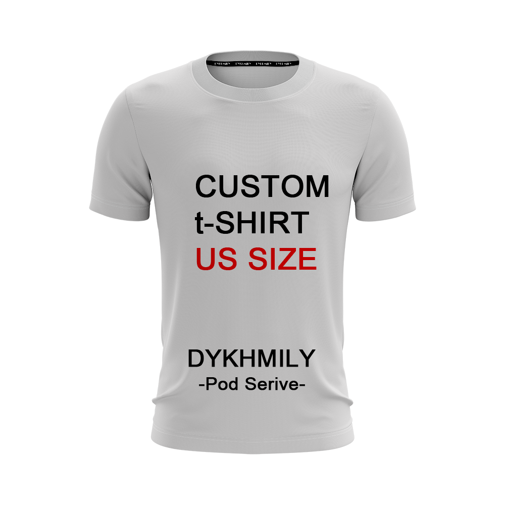 98651ca9 Dykhmily Custom Your Design T shirt 3D Printed TankTop Men Women High  Quality Customsize Casual O neck Tee Plus Size S 3XL-in T-Shirts from Men's  Clothing ...