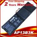 Оригинальный аккумулятор для ноутбука AP13B3K  для Acer Aspire V5 R7  V5-572G  V5-573G  V5-472G  V5-473G  V5-552G  M5-583P  V5-572P  AP13B8K