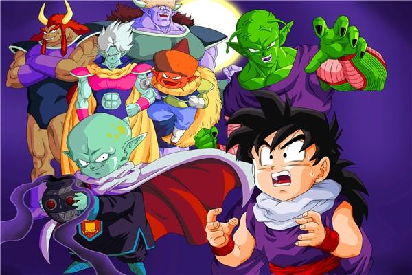Custom Canvas Art Dragon Ball Poster Z Wall Stickers Kid Gohan Mural Anime Wallpaper