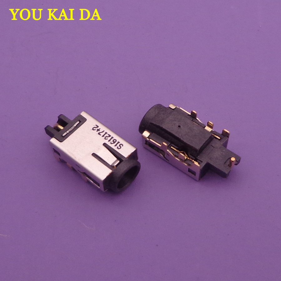 Original DC power jack in port for ASUS D553M F553MA X453MA X553 X553M X553MA