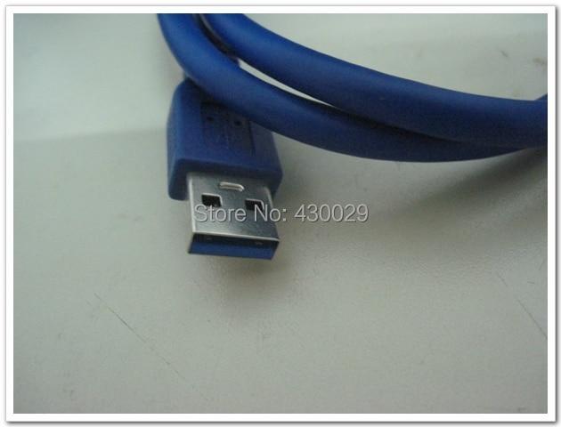 USB 3.0 տվյալների մալուխ 1 մ USB 3.0 արական - Համակարգչային մալուխներ և միակցիչներ - Լուսանկար 5