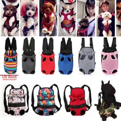 Limit 100 Hot Pets Carrier Backpack Adjustable Pet Front Cat Dog Travel Bag Leg Out S-XL