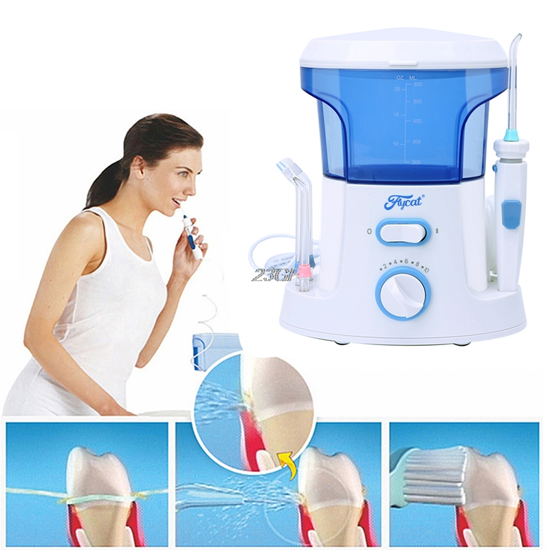 2017  Water Jet pick Dental Teeth Flosser Hydro Floss Oral Irrigator Tooth Cleaner JUL1_15 tsmile electric water jet pick flosser oral irrigator teeth cleaning dental tooth care ts1000