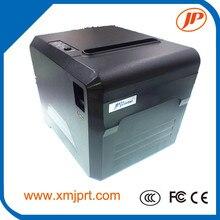 80mm thermal printer receipt Small ticket barcode printer POS automatic cutting Printer  usb + serial + lan  port 250mm/S