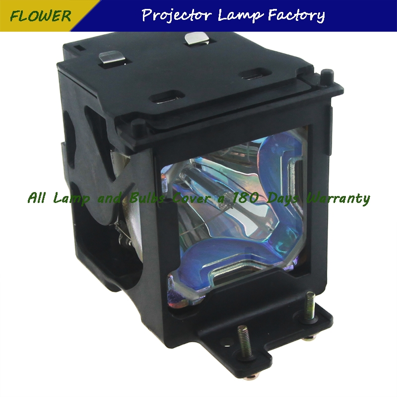 ET-LAE500 Projector Lamp/Bulb with housing Replacement for PANASONIC PT-L500U PT-AE500 PT-L500U PT-AE500U compatible et lae500 projector lamp for panasonic pt ae500 pt ae500e pt ae500u pt l500u