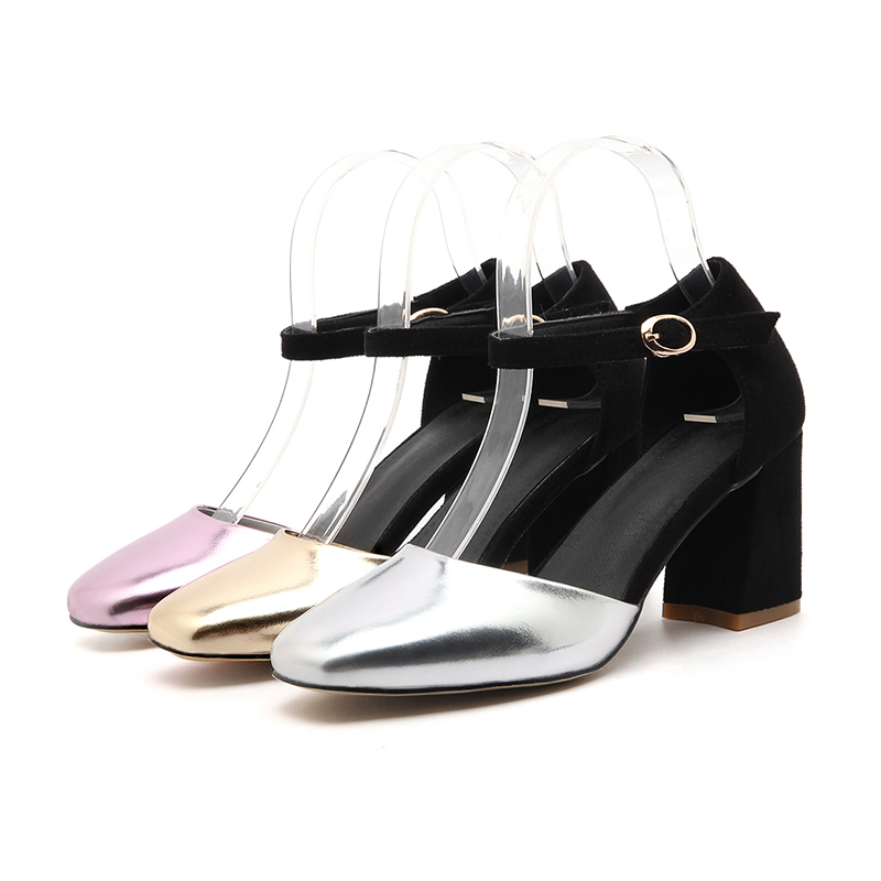 2017 hot Sale 32-43 New Fashion Sexy Pointed Toe Women Pumps High Heels Ladies Wedding Party Shoes Y3108 2017 hot sale fashion new women shoes pointed toe transparent pvc party shoes women casual high heels pumps shoes 596