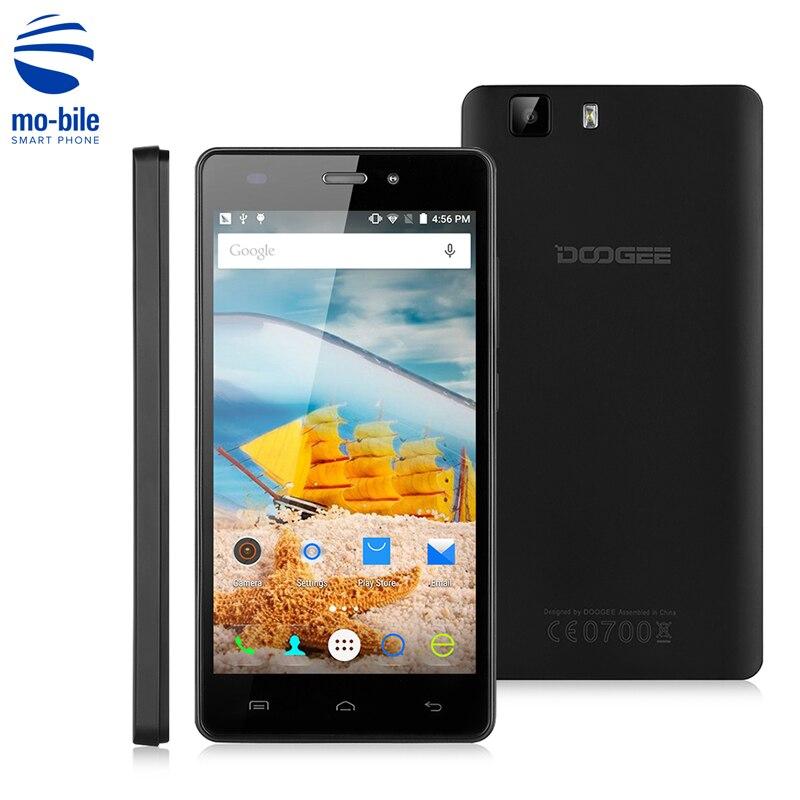 bilder für Doogee x5 pro 5.0 zoll android 5.1 4g smartphone 1280*720 quad Core Ips-bildschirm MTK6735 64bit 2 GB RAM 16 GB ROM Handy telefon