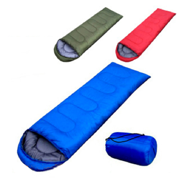 H0059 Free shipping selling outdoor camping sleeping bag Summer noon break camping sleeping The envelope with sleeping bag