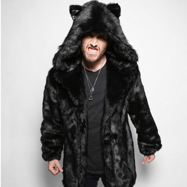 super popular c58df bb9f8 Automne-hiver-hommes -noir-ours-oreille-halloween-capuchon-faux-vison-hoodies-de-manteau-de-fourrure-pour.jpg 640x640.jpg