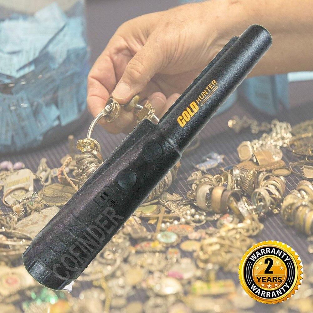 Cofinder En Gros Détecteur De Métal Pro Pointeur 1166000 Pin Pointer Hand Held Metal Detector Conception
