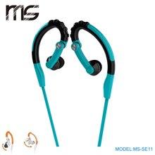 Waterproof IPX5 Earphones With 3.5mm Stereo Sports Running Earbuds Headphones