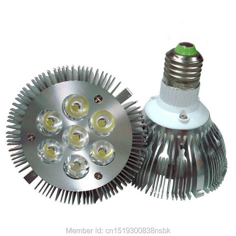 Купить с кэшбэком (50PCS/Lot) 3 Years Warranty Thick Housing 7W 9W 12W 15W Dimmable Par30 Par38 LED Bulb Light Spotlight Spot Lighting