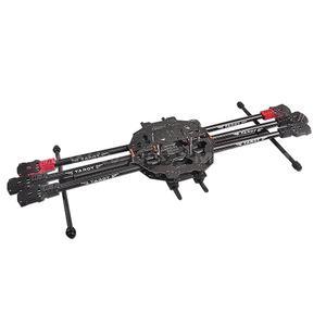 Image 3 - Kit Completo Hexacopter Gps Drone Aereo Kit Tarocchi FY690S Telaio 750KV Motore Gps Apm 2.8 di Controllo di Volo AT10II Trasmettitore F07803 A