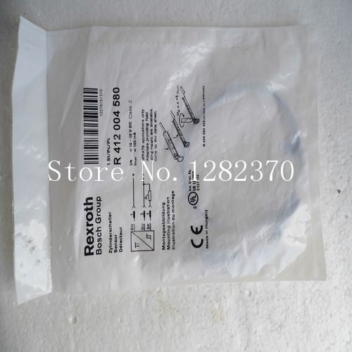 [SA] New original authentic special sales REXROTH sensor R412004580 spot --2PCS/LOT [zob] dbw10b2 52 200 6ew230n9k4 germany rexroth genuine spot
