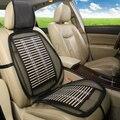 Para el controlador de nuevo protector de la cintura amortiguador del coche de verano de bambú neto cojín amortiguador trasero de ventilación