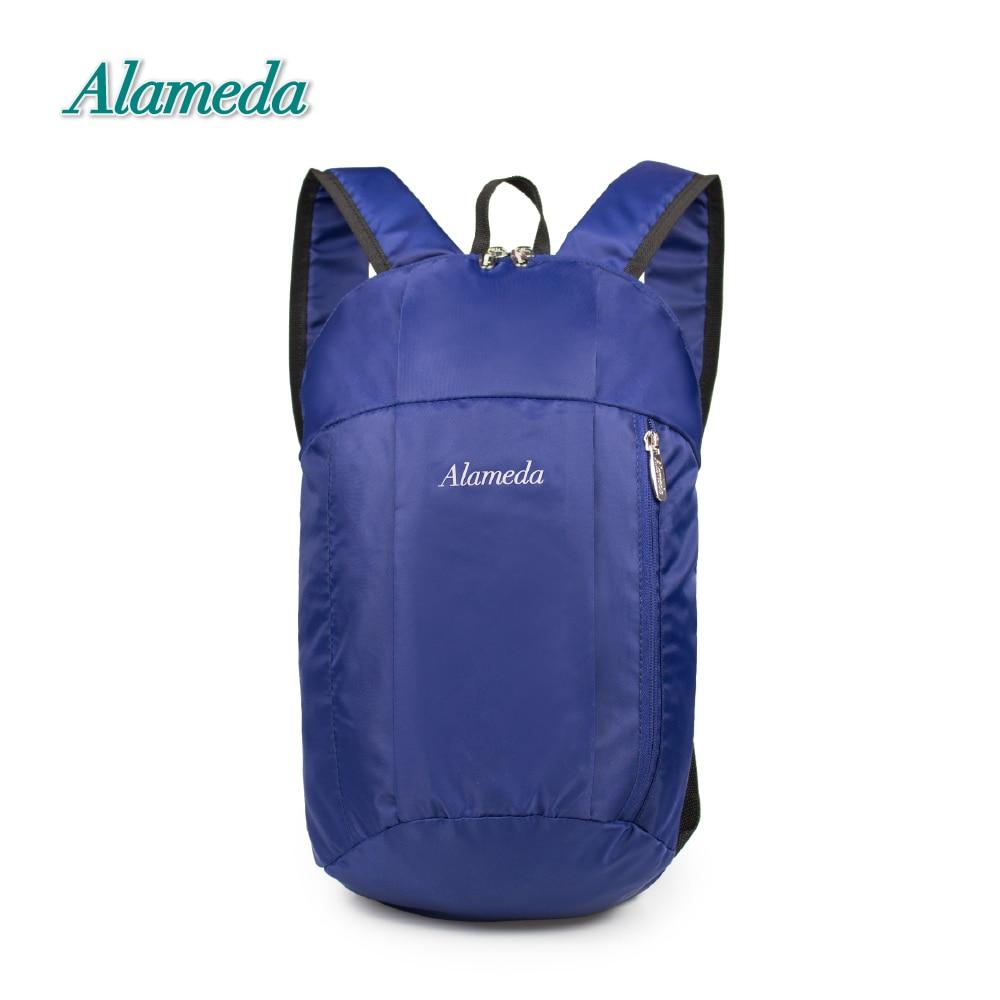 Alameda sólido pañal bolsa mochila súper ligero Mini bolso del panal resistente al agua bebé bolsa de enfermería para el cuidado del bebé