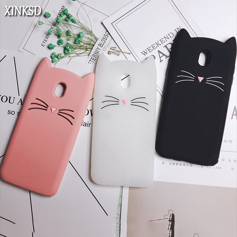 Maiyaca Anime Sailor Moon Luna Cat For Samsung S3 S4 S5 S6 S7 S8 S9 Plus Edge Note Black Soft Shell Phone Case Rubber Silicone Phone Bags & Cases