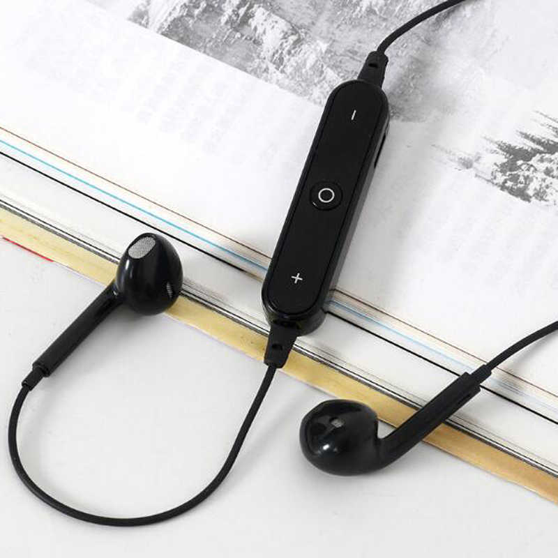 232 S6 Bluetooth Earphone Sport Wireless Headphone Bluetooth Headset Handsfree Earbuds With Mic For Media Droid Medion Micromax Aliexpress