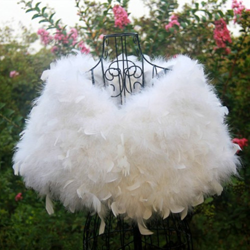 New Arrival White/Red/Pink Shawl Wedding Cape Mariage Wedding Winter Coat Wedding Jacket Faux Fur Coat Formal Shrugs For Women